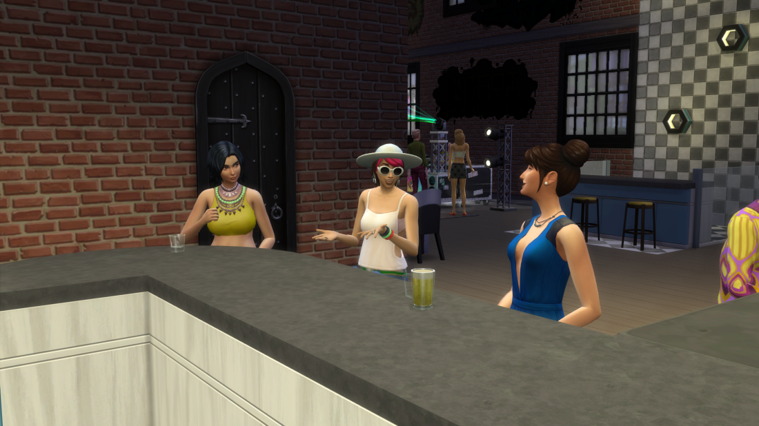 Ch32 18 Chatting at the bar