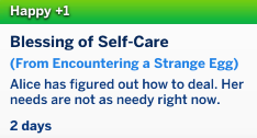 Ch34 A Blessing of Self Care